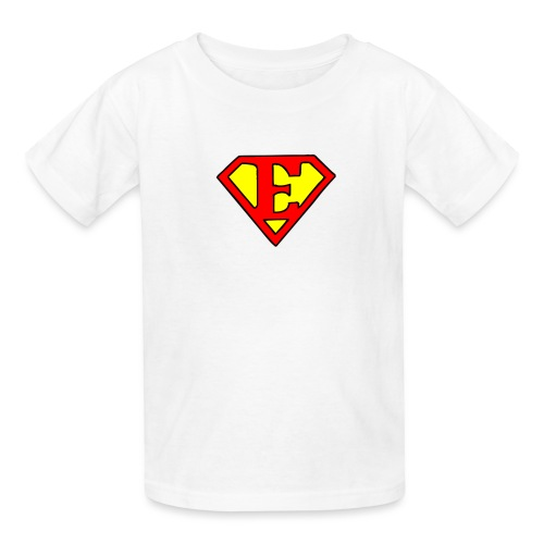 super E - Kids' T-Shirt