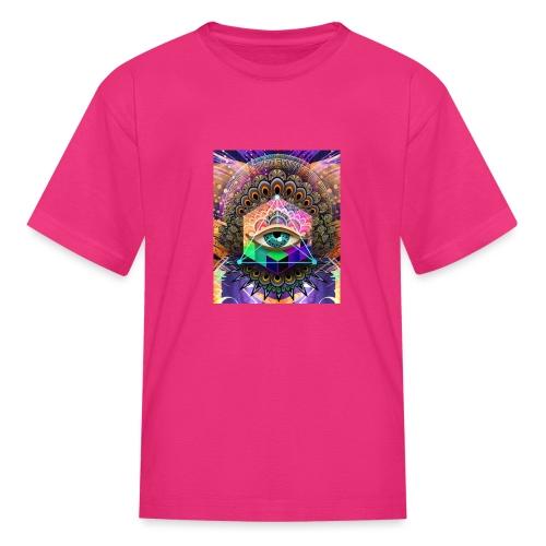 ruth bear - Kids' T-Shirt