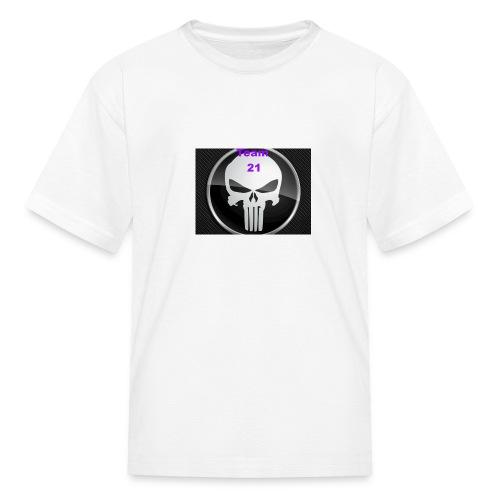 Team 21 white - Kids' T-Shirt