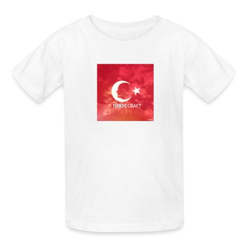 TurkiyeCraft - Kids' T-Shirt