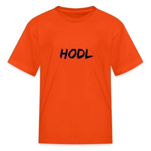 HODL - Kids' T-Shirt