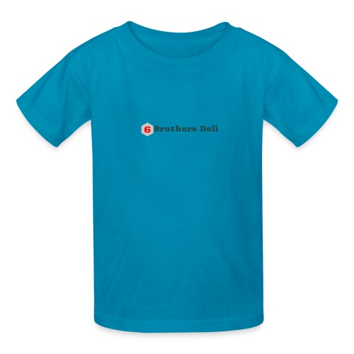 6 Brothers Deli - Kids' T-Shirt