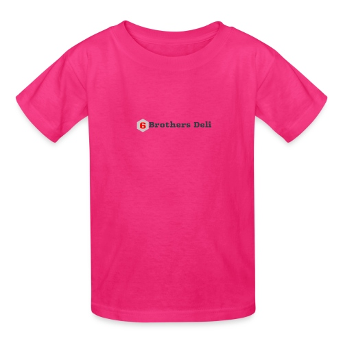 6 Brothers Deli - Kids' T-Shirt