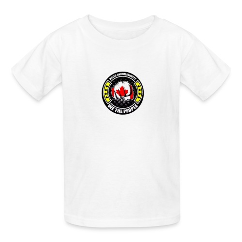 Yellow Vests Canada - Kids' T-Shirt