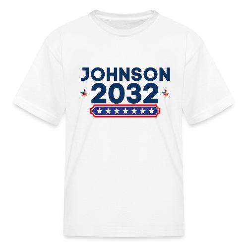JOHNSON 2032 - Kids' T-Shirt