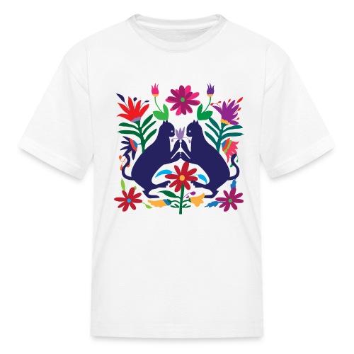 Otomi Cats S by TeeNERD - Kids' T-Shirt