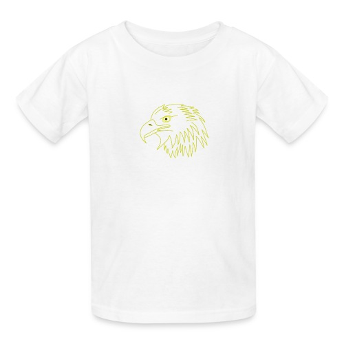 eagle head - Kids' T-Shirt