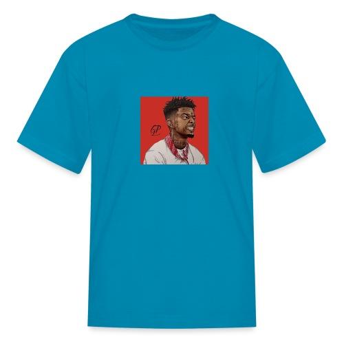 21 SAVAGE METRO BOOMIN - Kids' T-Shirt