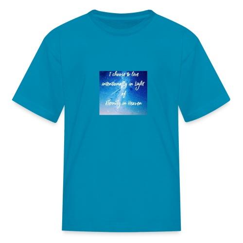 20161206_230919 - Kids' T-Shirt
