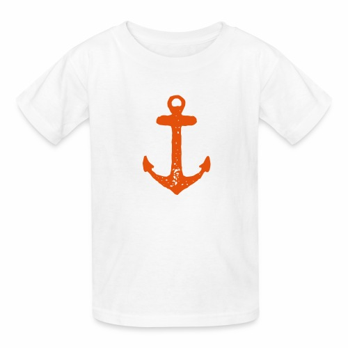 Test Vector Anchor - Kids' T-Shirt