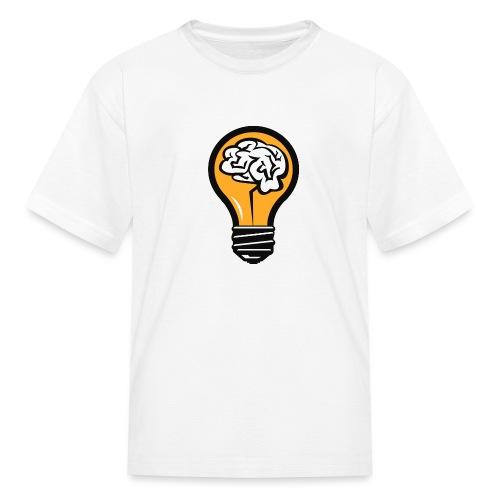 The Awkward One Logo - Kids' T-Shirt