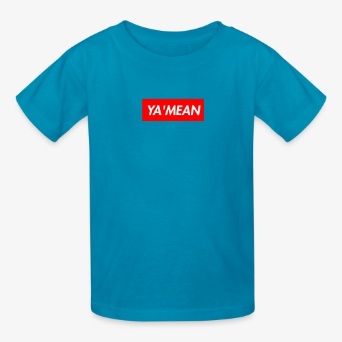 YA MEAN - Kids' T-Shirt