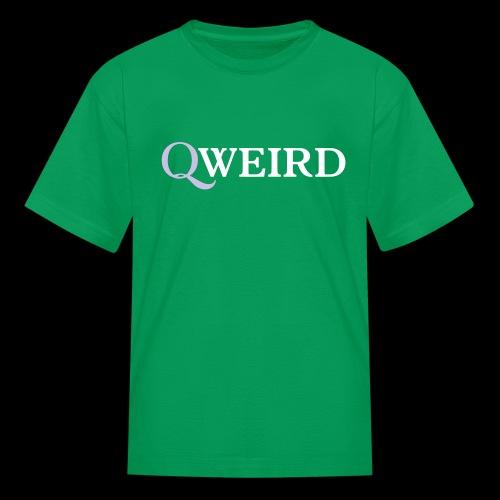 (Q)weird - Kids' T-Shirt