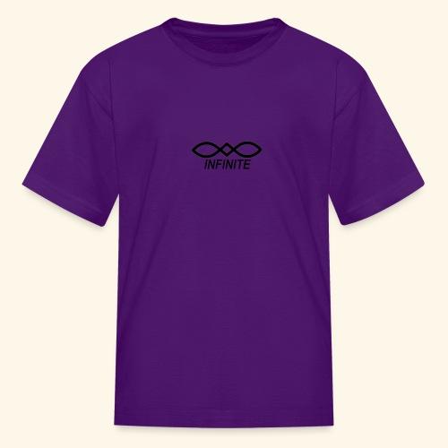 INFINITE - Kids' T-Shirt