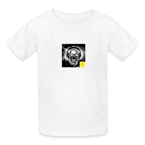 skull - Kids' T-Shirt