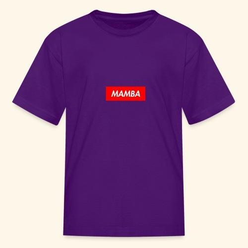 Supreme Mamba - Kids' T-Shirt