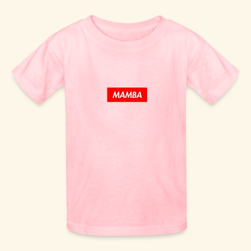 Supreme Mamba - Kids' T-Shirt