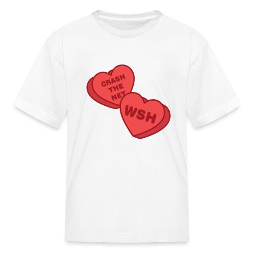 Candy Hearts - Kids' T-Shirt