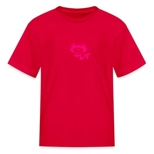little devil - Kids' T-Shirt