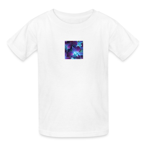 Flornal orchid designs - Kids' T-Shirt