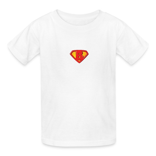 Super B letters - Kids' T-Shirt