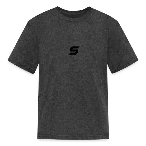 A s to rep my logo - Kids' T-Shirt