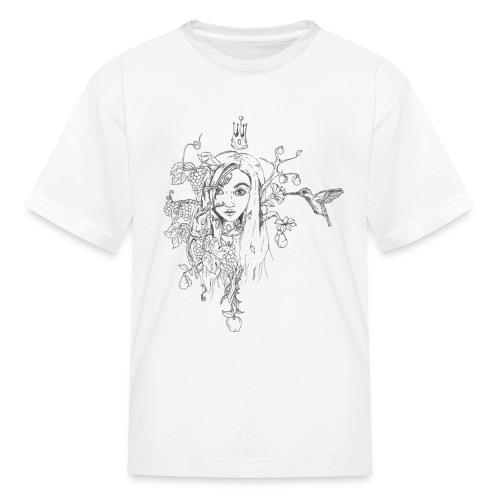 frontgirl - Kids' T-Shirt