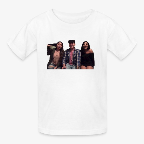 Fido, Cindy, and Tania - Kids' T-Shirt