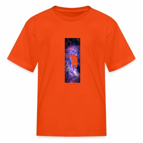 Shoveling - Kids' T-Shirt