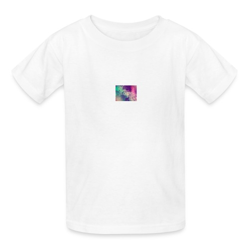 hope - Kids' T-Shirt