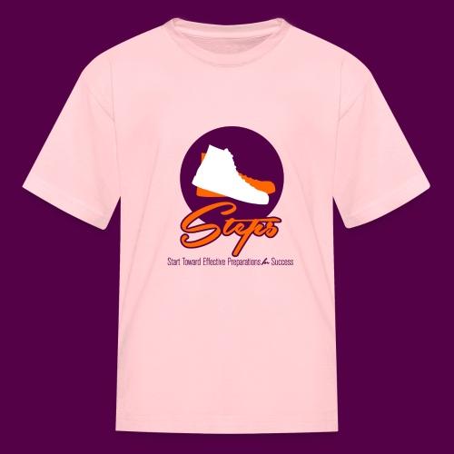 steps_logo1 - Kids' T-Shirt