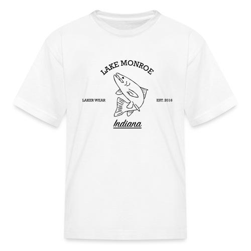Monroe Fish Shirt - Kids' T-Shirt