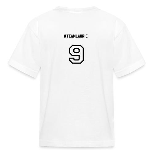 team Laurie design 2 - Kids' T-Shirt