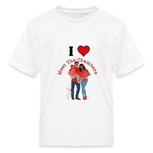 I Love MTC - Kids' T-Shirt