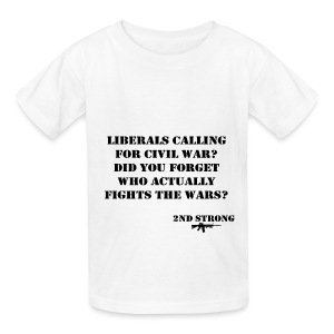 Civil War - Kids' T-Shirt