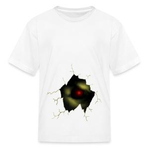 Broken Egg Dragon Eye - Kids' T-Shirt