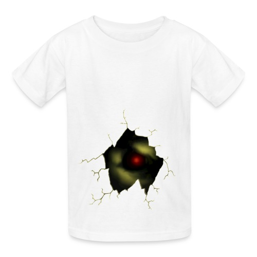 Broken Egg Dragon Eye - Kids' T-Shirt