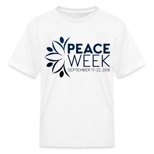 Peace Week - Kids' T-Shirt