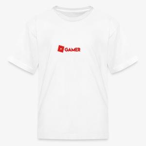 Roblox Gamer - Kids' T-Shirt