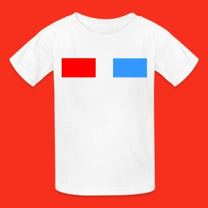 3D Glasses - Kids' T-Shirt