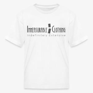 Immeasurable Cloting - Kids' T-Shirt