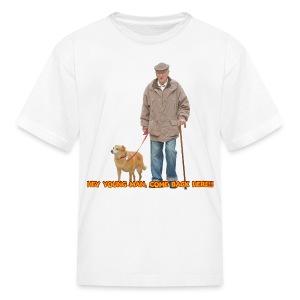 Dabbing Duder's Arch Nemesis - Kids' T-Shirt