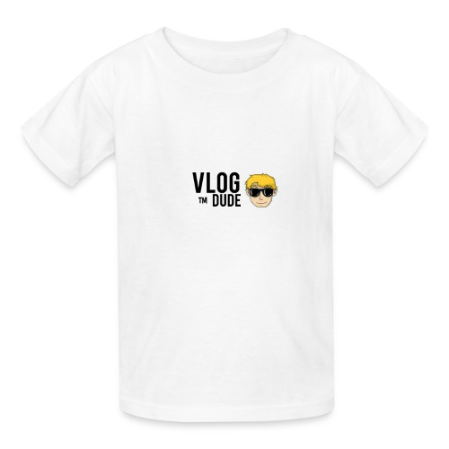 VLOG DUDE - Kids' T-Shirt