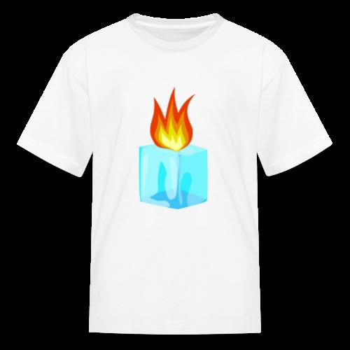 PZKTastic Logo T-Shirt (Get White as the Color) - Kids' T-Shirt