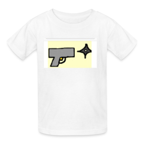 ASAP ninja youtube logo - Kids' T-Shirt