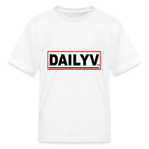 DAILYV.ORG - Kids' T-Shirt