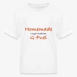 Homemade G-Fuel Lloyd Andersen - Kids' T-Shirt