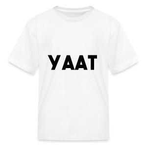 ICEshock YAAT - Kids' T-Shirt
