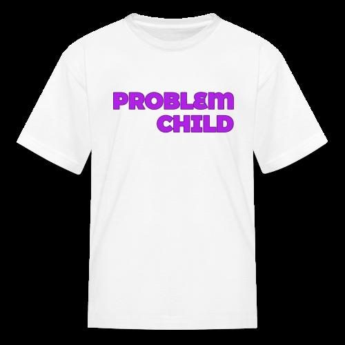 Problem Child Logo - Kids' T-Shirt