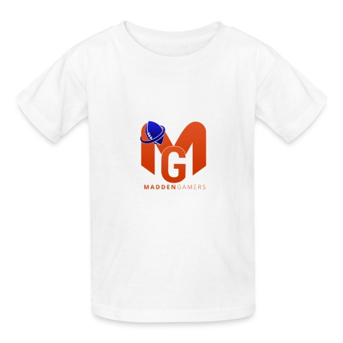 MaddenGamers MG Logo - Kids' T-Shirt